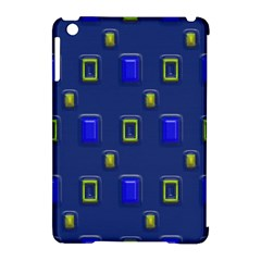 3d Rectangles                                                                      			apple Ipad Mini Hardshell Case (compatible With Smart Cover) by LalyLauraFLM