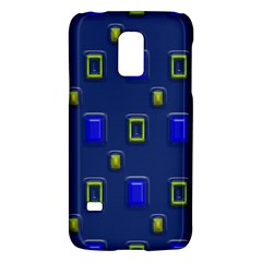 3d Rectangles                                                                      			samsung Galaxy S5 Mini Hardshell Case by LalyLauraFLM