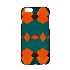 Rhombus And Other Shapes                                                                      apple Iphone 6/6s Hardshell Case by LalyLauraFLM