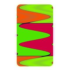 Wavy Design                                                                        memory Card Reader (rectangular) by LalyLauraFLM