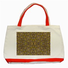 Uuuuuuu Classic Tote Bag (red) by MRTACPANS