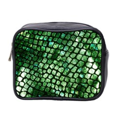 Dragon Scales Mini Toiletries Bag 2 Side by KirstenStar