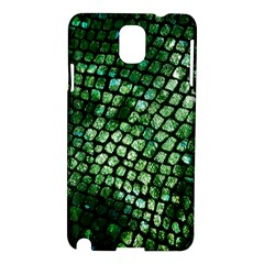 Dragon Scales Samsung Galaxy Note 3 N9005 Hardshell Case by KirstenStar