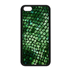 Dragon Scales Apple Iphone 5c Seamless Case (black) by KirstenStar