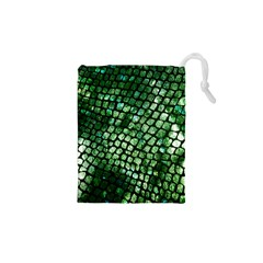 Dragon Scales Drawstring Pouches (xs)  by KirstenStar