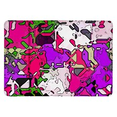 Ink Shapes                                                                         			samsung Galaxy Tab 8 9  P7300 Flip Case by LalyLauraFLM