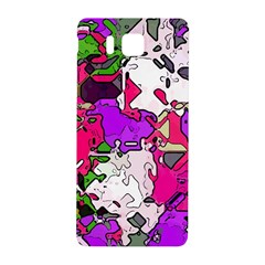 Ink Shapes                                                                         			samsung Galaxy Alpha Hardshell Back Case by LalyLauraFLM