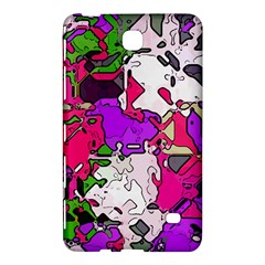Ink Shapes                                                                         			samsung Galaxy Tab 4 (7 ) Hardshell Case by LalyLauraFLM