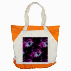 Celestial Pink Accent Tote Bag by KirstenStar