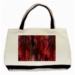 Fairy Tree Bark Basic Tote Bag