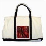 Fairy Tree Bark Two Tone Tote Bag