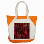 Fairy Tree Bark Accent Tote Bag