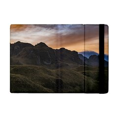 Sunset Scane At Cajas National Park In Cuenca Ecuador Ipad Mini 2 Flip Cases by dflcprints