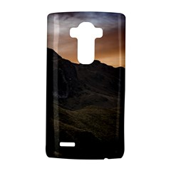 Sunset Scane At Cajas National Park In Cuenca Ecuador Lg G4 Hardshell Case by dflcprints