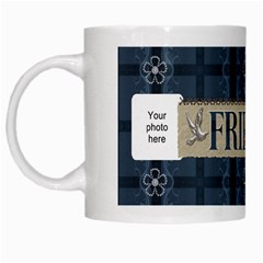 Friends Mug By Lil    White Mug   R6ieziljfotf   Www Artscow Com Left