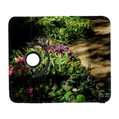Shadowed Ground Cover Samsung Galaxy S  Iii Flip 360 Case by ArtsFolly