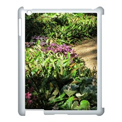 Shadowed Ground Cover Apple Ipad 3/4 Case (white) by ArtsFolly