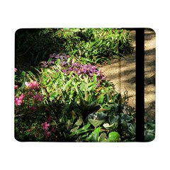 Shadowed Ground Cover Samsung Galaxy Tab Pro 8 4  Flip Case by ArtsFolly