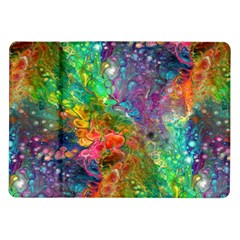 Reality Is Melting Samsung Galaxy Tab 10 1  P7500 Flip Case