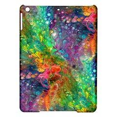 Reality Is Melting Ipad Air Hardshell Cases