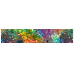 Reality Is Melting Flano Scarf (large)