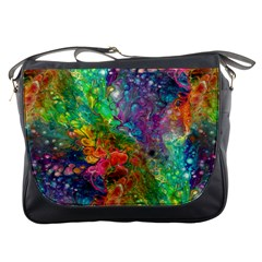 Reality Is Melting Messenger Bags