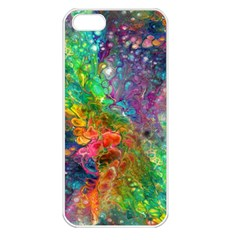 Reality Is Melting Apple Iphone 5 Seamless Case (white)
