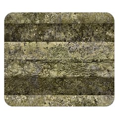 Grunge Stripes Print Double Sided Flano Blanket (small)  by dflcprints