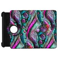 Ocean Jewels Kindle Fire Hd Flip 360 Case