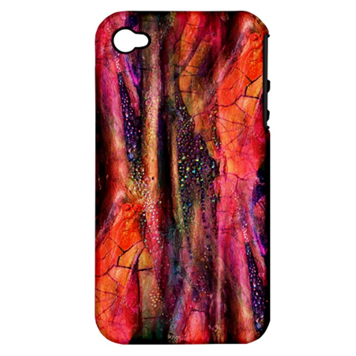 Tree Dreams Apple iPhone 4/4S Hardshell Case (PC+Silicone)