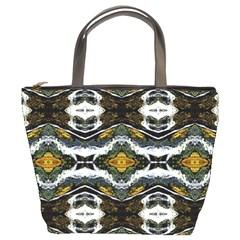 Idaho 190215002009 Bucket Bag by TresFoliaBlackCollection