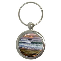 Wind N Sea Key Chain (round) by lynngrayson