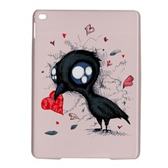 Baby Crow  Ipad Air 2 Hardshell Cases by lvbart