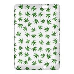Marijuana Pattern Kindle Fire Hdx 8 9  Hardshell Case by stockimagefolio