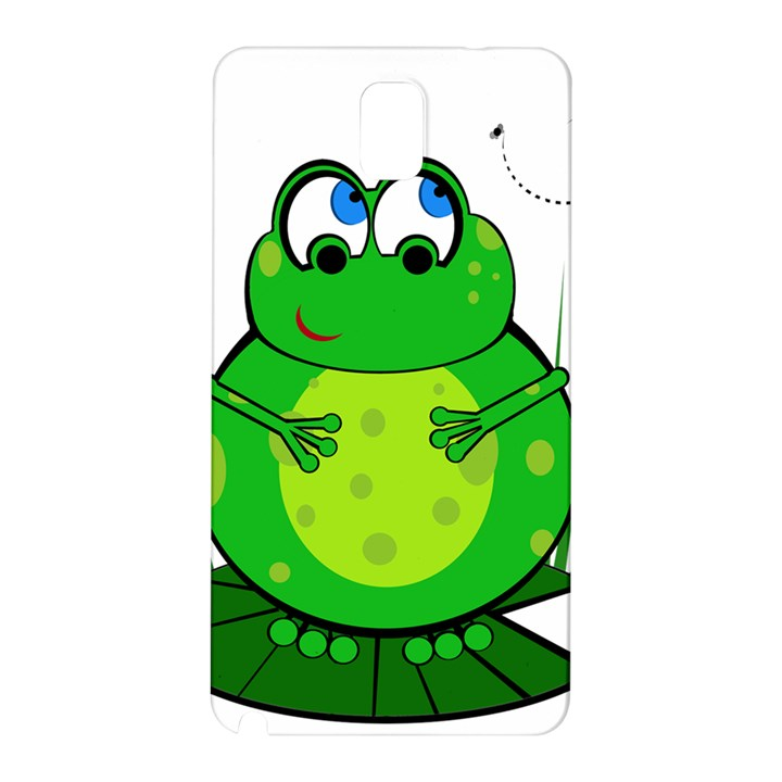 Green Frog Samsung Galaxy Note 3 N9005 Hardshell Back Case