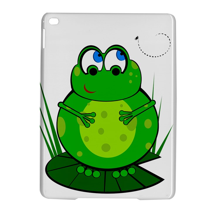 Green Frog iPad Air 2 Hardshell Cases