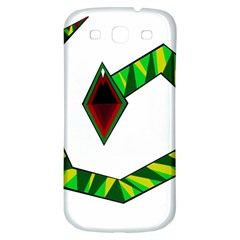 Decorative Snake Samsung Galaxy S3 S Iii Classic Hardshell Back Case by Valentinaart