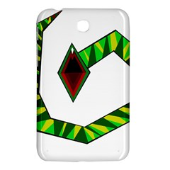 Decorative Snake Samsung Galaxy Tab 3 (7 ) P3200 Hardshell Case  by Valentinaart