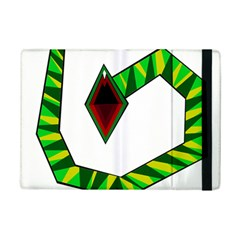 Decorative Snake Ipad Mini 2 Flip Cases by Valentinaart