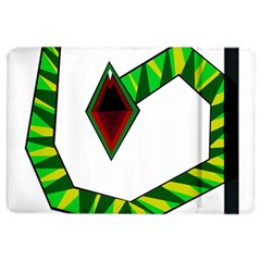 Decorative Snake Ipad Air 2 Flip by Valentinaart