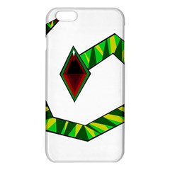 Decorative Snake Iphone 6 Plus/6s Plus Tpu Case by Valentinaart