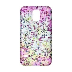 Hexagons                                                                             			samsung Galaxy S5 Hardshell Case by LalyLauraFLM