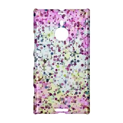 Hexagons                                                                             			nokia Lumia 1520 Hardshell Case by LalyLauraFLM