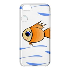 Cute Fish Apple Iphone 5c Hardshell Case by Valentinaart