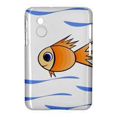 Cute Fish Samsung Galaxy Tab 2 (7 ) P3100 Hardshell Case  by Valentinaart
