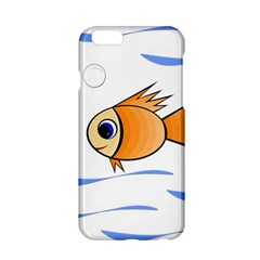 Cute Fish Apple Iphone 6/6s Hardshell Case by Valentinaart
