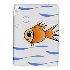 Cute Fish Ipad Air 2 Hardshell Cases by Valentinaart