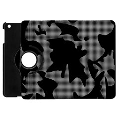 Decorative Elegant Design Apple Ipad Mini Flip 360 Case by Valentinaart