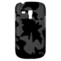 Decorative Elegant Design Samsung Galaxy S3 Mini I8190 Hardshell Case by Valentinaart