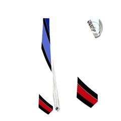 Decorative Lines Neckties (one Side)  by Valentinaart